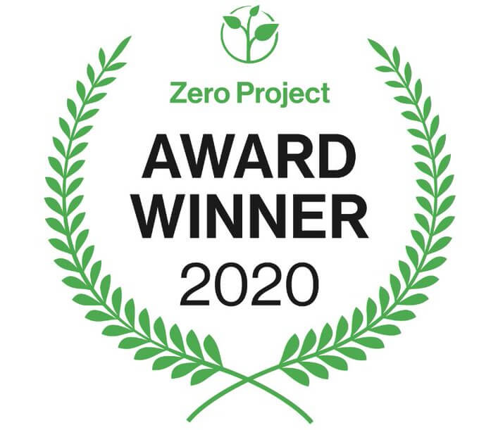 ELPIDA won the ZERO Award 2020 for Innovative Practice